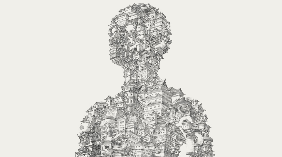 human and architecture