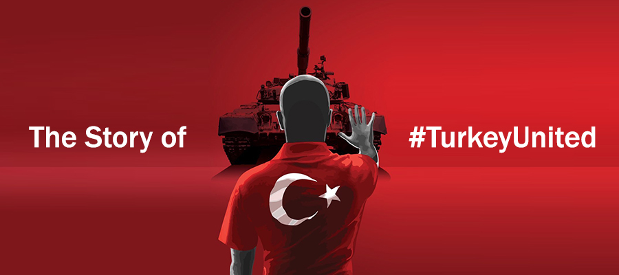 The Story of #TurkeyUnited